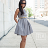 Street Style: Tia's Casually Sophisticated Look