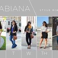 Style Diary with Fabiana