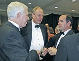 JACKSON BAKER - Summit Meeting: Among the many prominent attendees at Saturday night's ceremony formally opening the new University of Memphis law school downtown were gubernatorial candidates Bill Gibbons, Jim Kyle, and Zach Wamp.