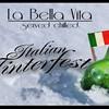 Sunday Sunday Sunday!: Italian Winterfest, Iron Shaker Cocktail Competition