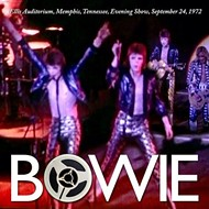 Super 8 Footage of David Bowie in Memphis, 1972