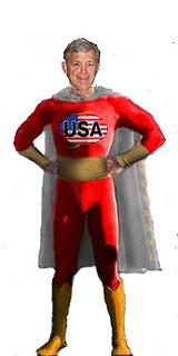 Superhero Ed Bryant Will Win the War on Terror!