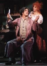 Sweeney at Theatre Memphis