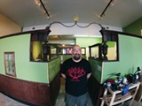 ERIC SWARTZ - Tabatabai invested $30,000 in the tattoo shop that he will not be allowed to open.