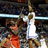 Tarik Black Departs U of Memphis
