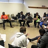Youth Discuss Juvenile Justice Reform