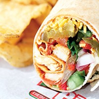 Tejal and Jay Patel open Memphis' first Pita Pit franchise on Union Avenue.