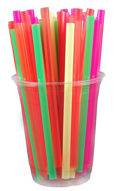 We know straw polls dont really involve straws, but this is a fun illustration.