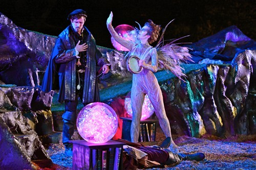 Tennessee Shakespeare Company performs The Tempest