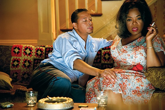 Terrence Howard and Oprah Winfrey are among the stars in Lee Daniels' The Butler.