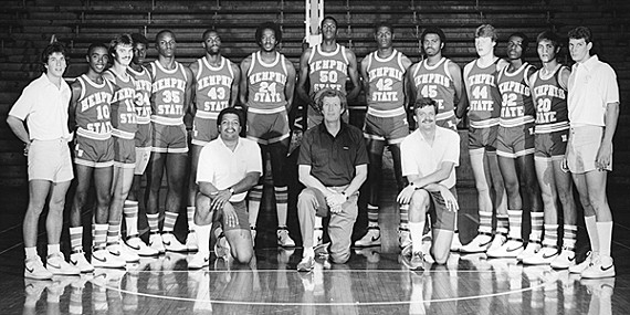 The 1984-85 Memphis State Tigers