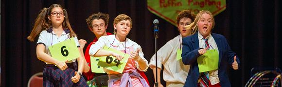The 25th Annual Putnam County Spelling Bee, Arlington High School