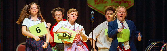 The 25th Annual Putnam County Spelling Bee, Arlington High School