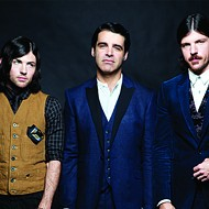The Avett Brothers at Mud Island Amphitheatre