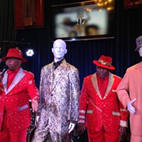 Hard Rock's New Digs The Bar-Kays document decades of stalwart fashion leadership. Joe Boone