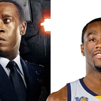 Memphis Grizzlies: The Movie The cast member that launched the project. Tony Wroten-lookalike Don Cheadle takes the role he was born to play.