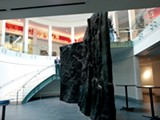 The Civil Rights Museum's renovated lobby - ALEXANDRA PUSATERI