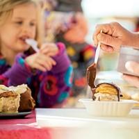 The Creamery Memphis: gelato with a twist.