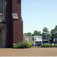The Cumberland Presbyterian center has been on the market since February 2006.