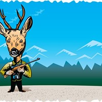 The Deer Have Guns