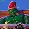 The Destroyer: Performance art for the Grinch in all of us