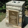 The Dog Fountain at Rhodes College - UPDATED