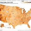 The Economic Stress Map