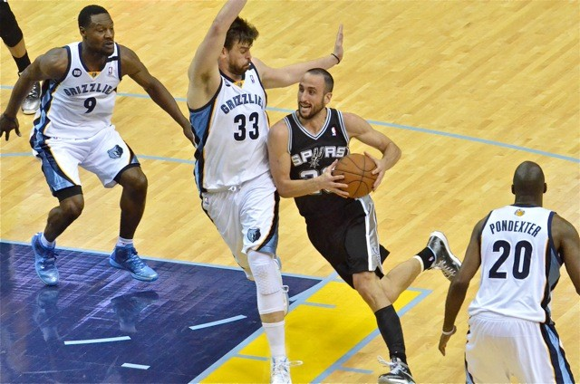 The Grizzlies could be chasing the Spurs again in a deep, close Western Conference playoff race.