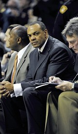 The Grizzlies hope the third time is a charm for former assistant coach Lionel Hollins. - BY LARRY KUZNIEWSKI