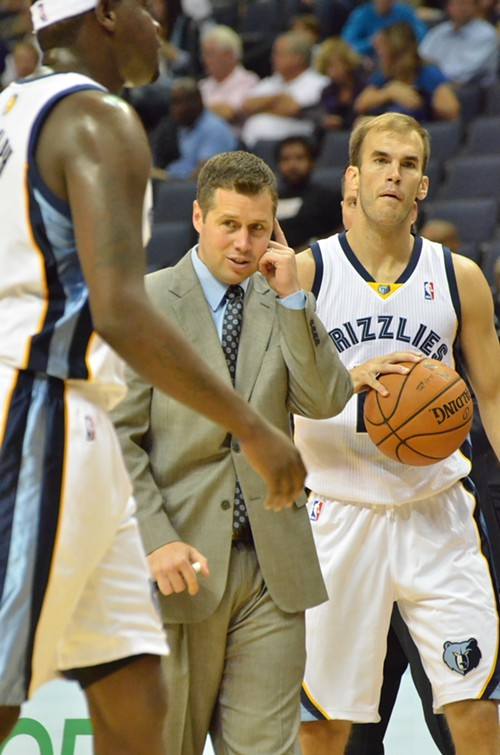 The Grizzlies muddled through without Marc Gasol and couldnt come up with a win.