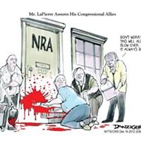 The Gun Issue, Again