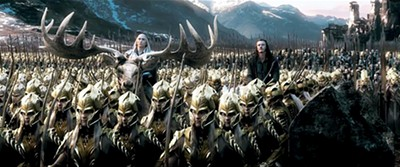 The Hobbit: - The Battle of the Five Armies