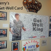 The Jerry Lawler Museum  JB