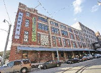 The Lofts from the corner of Tennessee and G.E. Patterson - COURTESY OF THE LOFTS