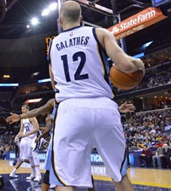 The Man, the Myth, the Calathes. - LARRY KUZNIEWSKI