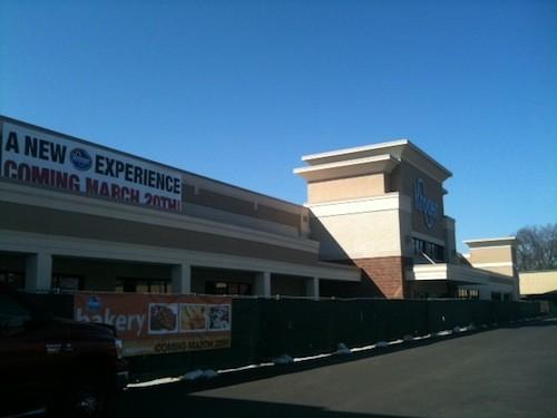 The new Poplar Plaza store