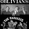 The Oblivians and the Barbaras on Tap for Final Hi-Tone Café Show.