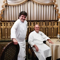 The Peabody's Andreas Kistler and Konrad Spitzbart