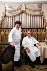 The Peabody's Andreas Kistler and Konrad Spitzbart - JUSTIN FOX BURKS