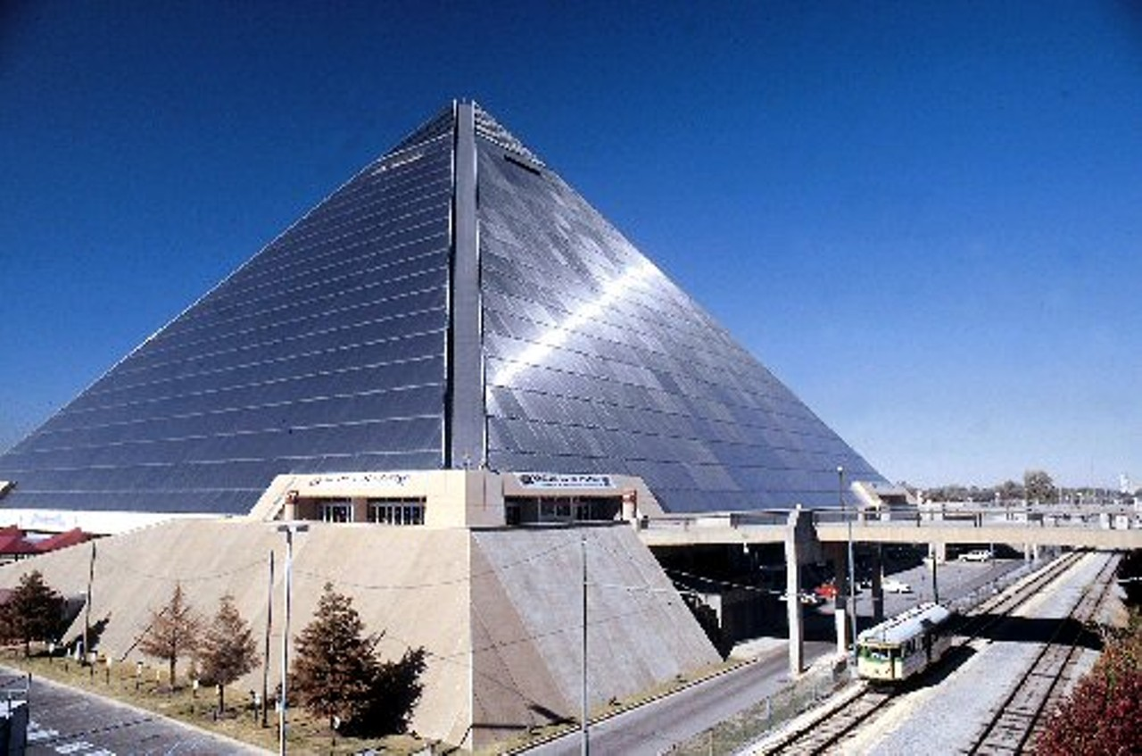 The Pyramid Too Big To Ignore Viewpoint Memphis News