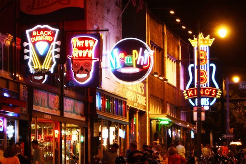 Click To Enlarge Beale Street Today Jpg