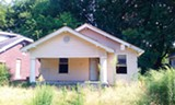 JACK ARMSTRONG - The South Memphis home is one of 16 homes to be remodeled by Helping Humanity.
