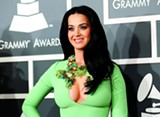 REUTERS | MARIO ANZUONI - The undisputed champion of ignoring - the network memo was Katy Perry, - who single-handedly won for best - performance by a duo.