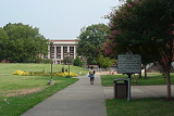 The University of Memphis campus.