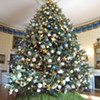 """O Christmas Tree, O Christmas Tree!"" Cohen Has a Ball at White House"