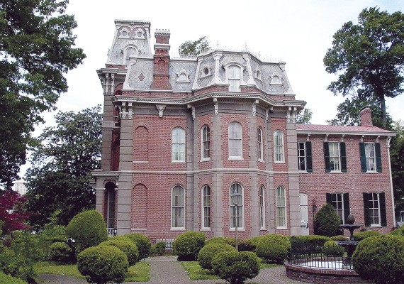 The Woodruff Fontaine House