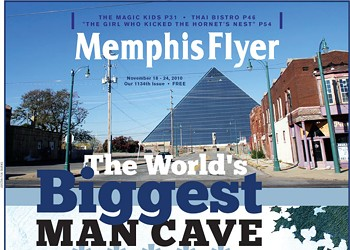 The World's Biggest Man Cave