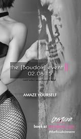 #theBoudoirevent