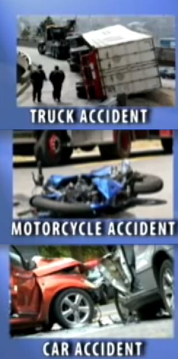 These are what accidents look like