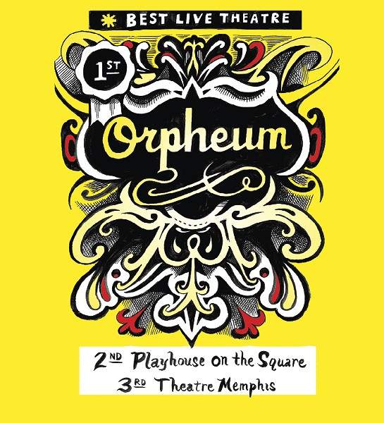 They just don't make 'em like this anymore. Downtown's Orpheum is an opulent extravaganza of crystal chandeliers, lush carpet, heavy brocade, and gilded moldings. Add to that the theater's touring Broadway shows — which this year included Wicked and Jersey Boys — and you have a lock on this category. It also doesn't hurt that the Orpheum rounds out its schedule with intimate shows by musical artists and showings of classic movies. Plus, it's supposedly haunted. - ALEX HARRISON